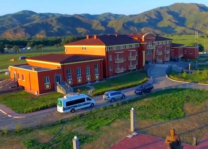 Mongolian Tourist Resort