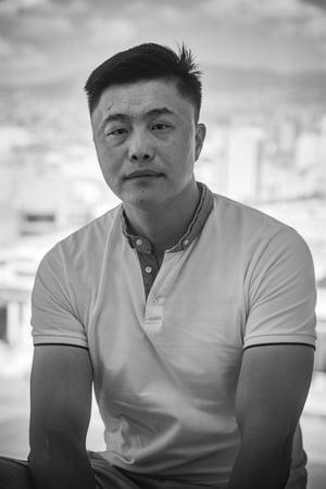 Anar Chinbaatar Black and White