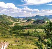 Mongolia National Park