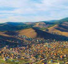 Mongolia Hiking