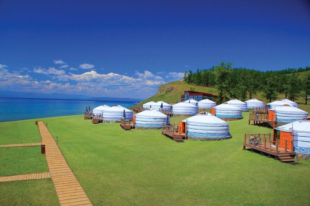 Agartha Khuvsgul Lake Mongolia