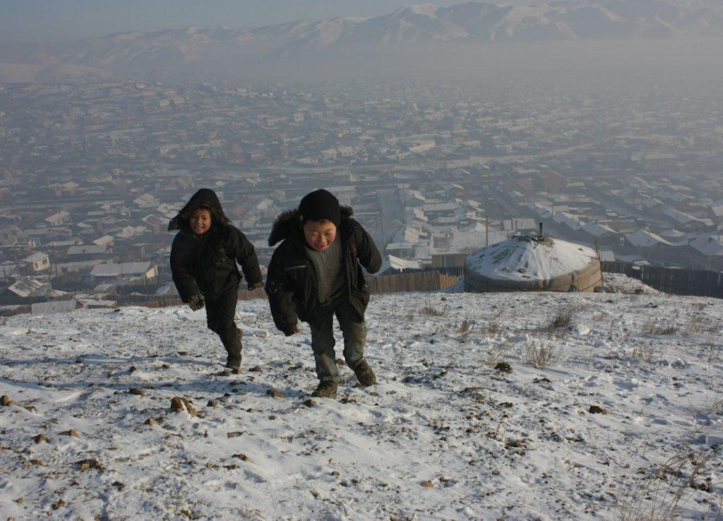 Air Pollution Child