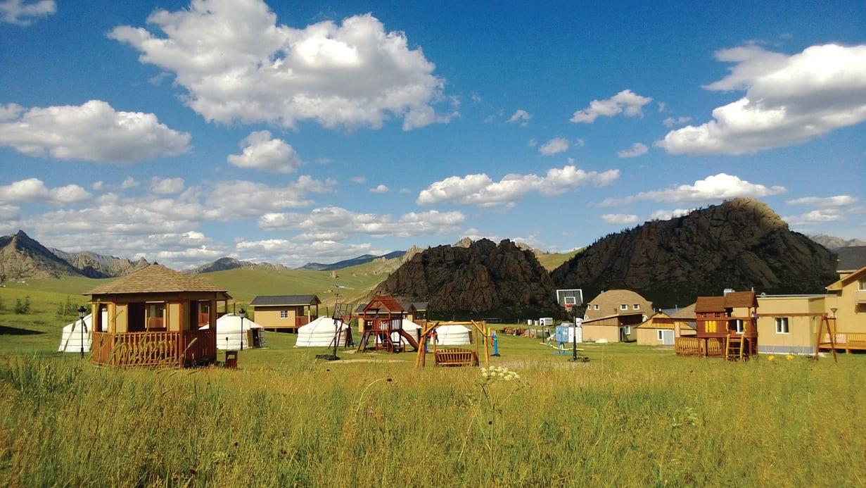 Ayanchin Four Seasons Lodge Terelj Ulaanbaatar Mongolia