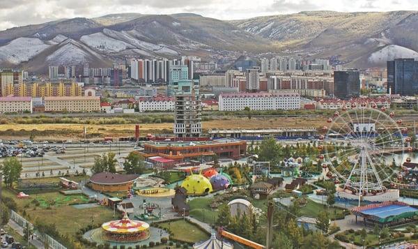 Olympic Residence - Amusement Park