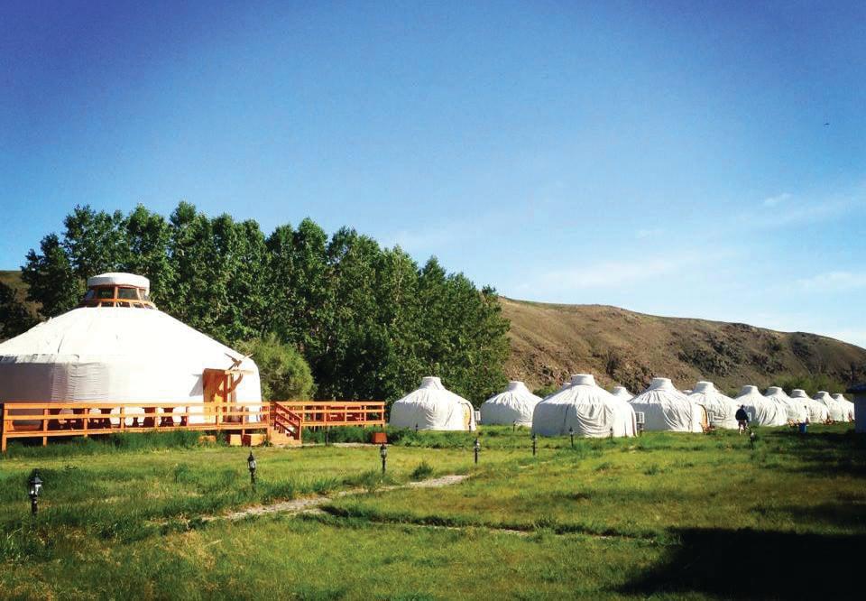 Dream Land Orkhon Mongolia