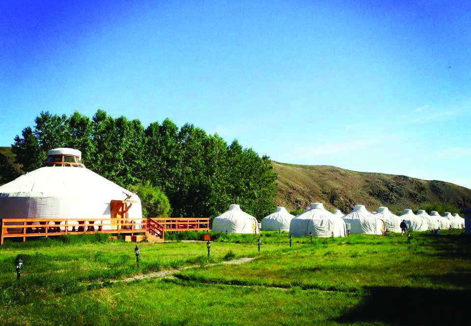 Dream Land Orkhon Mongolia