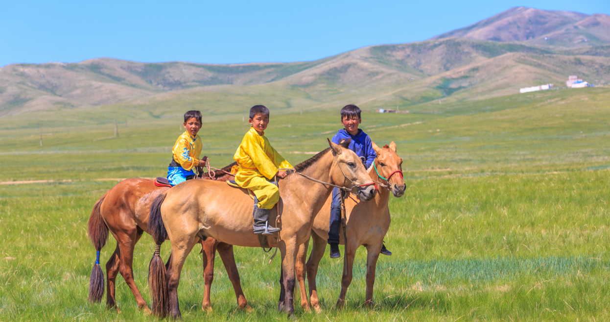 mongolia youth young population