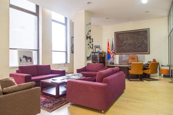Regency office