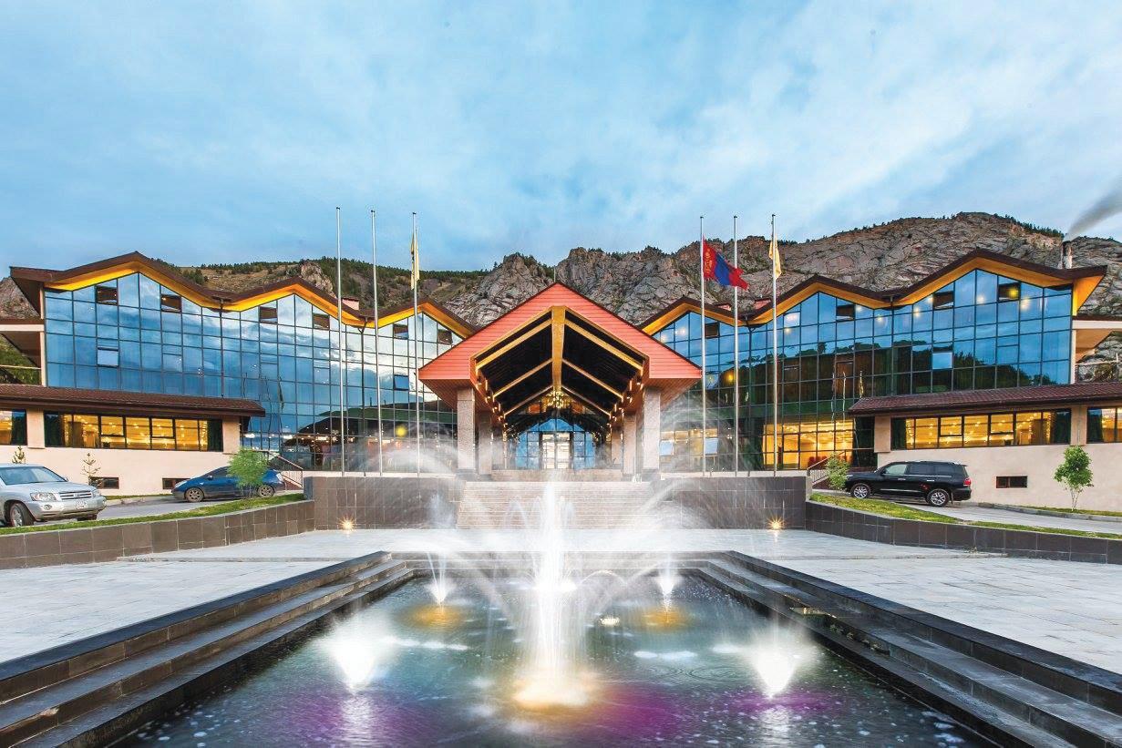 Resort World Terelj Hotel Ulaanbaatar Mongolia