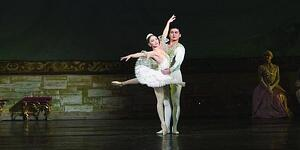 State Opera Ballet Ulaanbaatar Mongolia