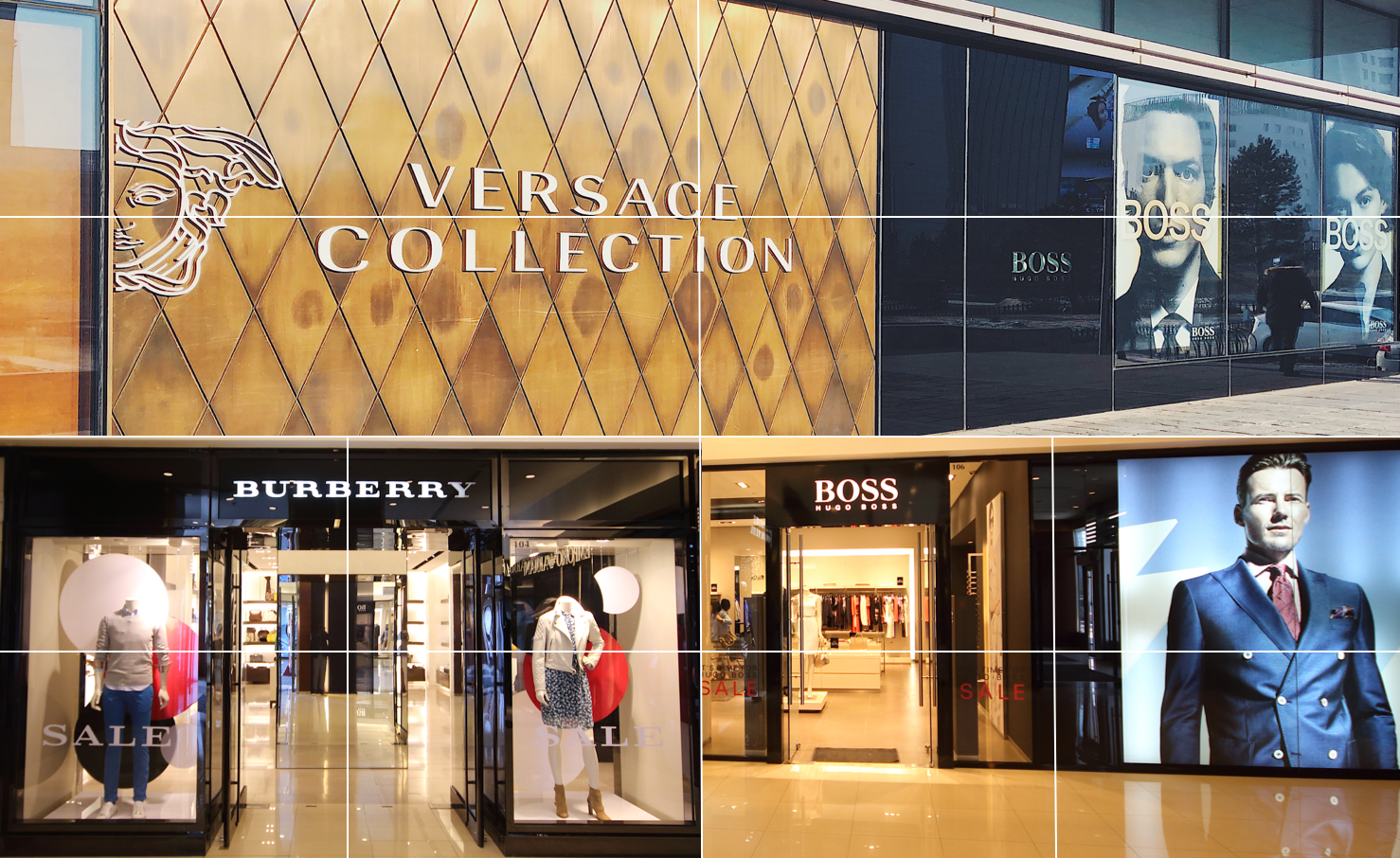 International and luxury brands in Mongolia