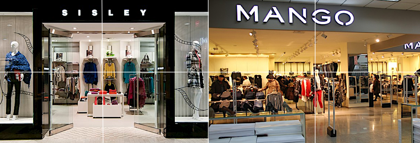 International retailers in Mongolia