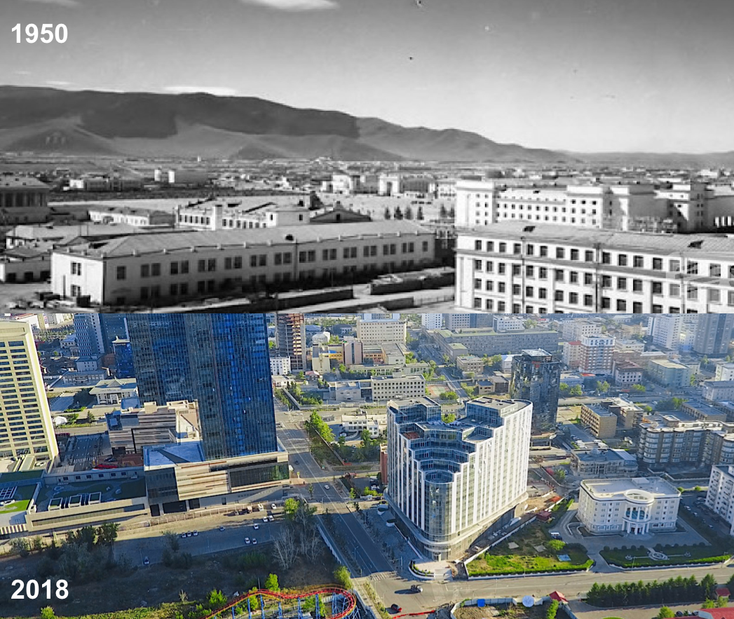 Mongolia economy transformation modern