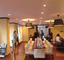 rosewood restaurant in Mongolia