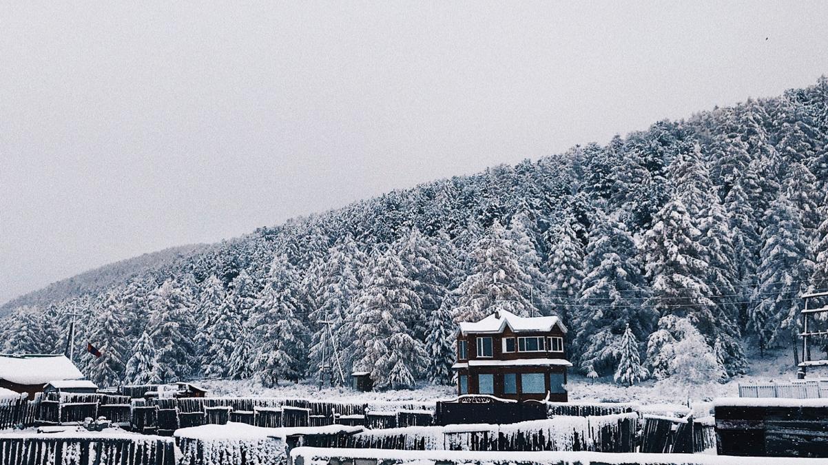 mongolia ulaanbaatar winter