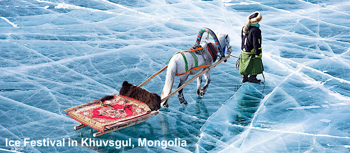 mongolian winter festival travel