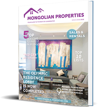 Mongolian Real Estate guide