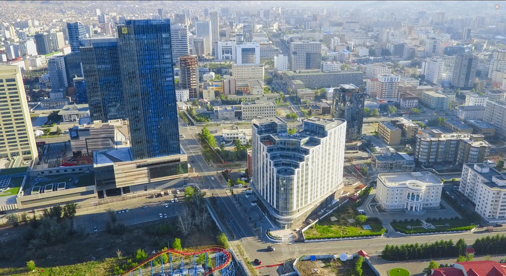 Furla, Olympic residence, Ulaanbaatar